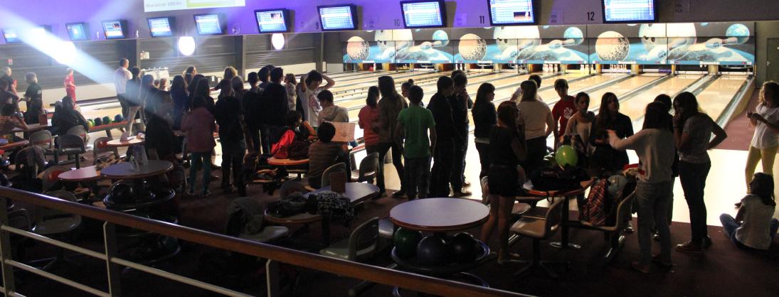Bienvenue au bowling de Vire