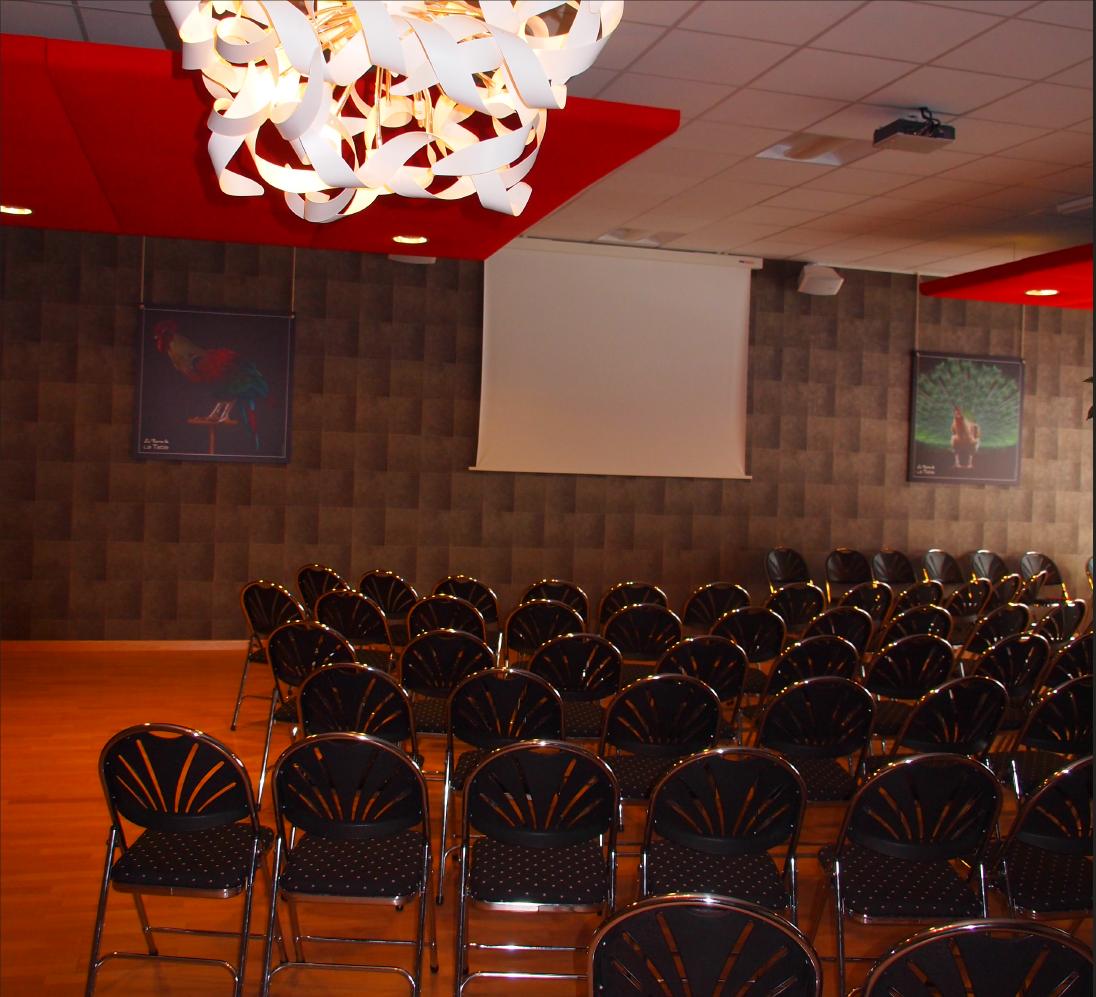 Séminaires et conférences au multiplexe Bowling de Vire, Calvados, Normandie
