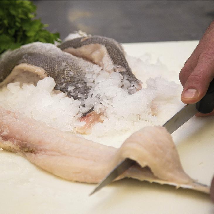 La Table restaurant Vire poissons normands filets préparés main