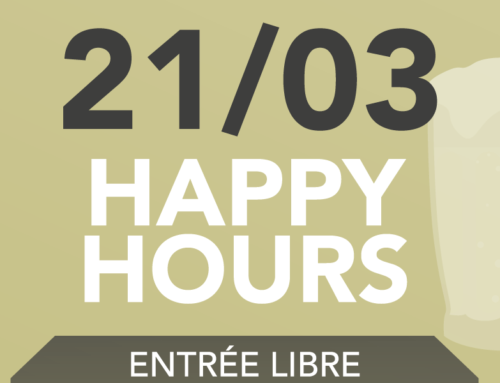 Happy Hours du 21 mars