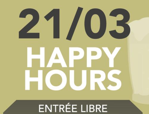 Happy Hours du 21 mars