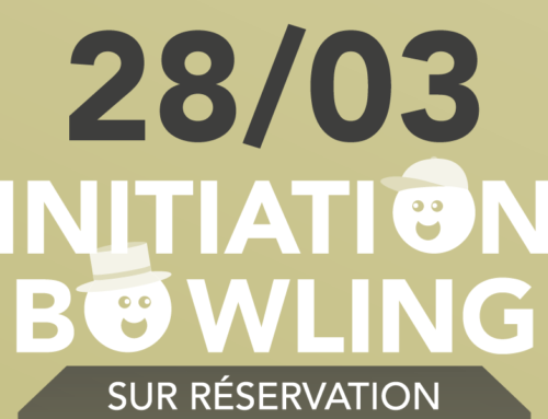 INITIATION BOWLING du 28 mars
