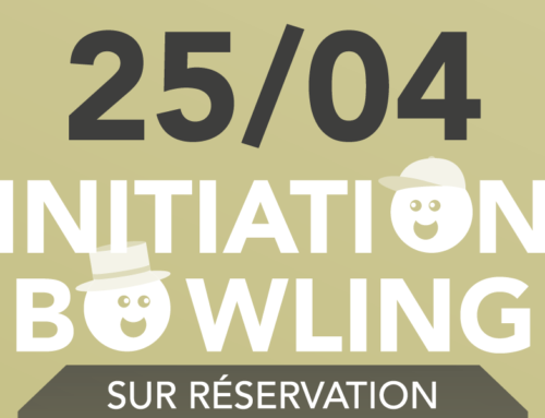 INITIATION BOWLING du 25 avril